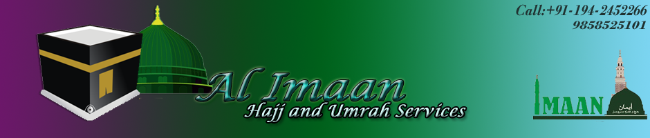 Imaan Hajj and Umrah Services